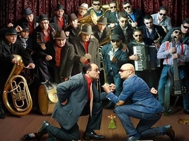 Balkan Brass Battle: Fanfare Ciocarlia & Mahala Rai Banda