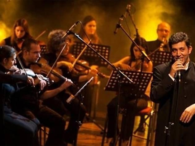 Sandıktan Nağmeler: Emre Kınay - Sinema Senfoni Orkestrası