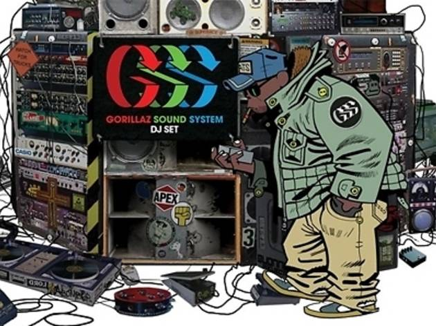 Red Bull Music Academy Presents: Gorillaz Sound System