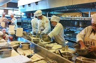 Gençler için profesyonel mutfağa hazırlık (15-17 yaş)