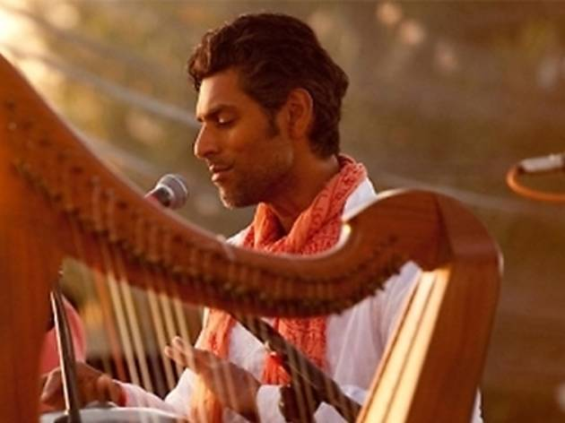 Masood Ali Khan // Ferryman aka Ray Rizzo
