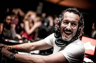 Dinamo FM 10. Yıl Partisi: DJ Harvey & DJ Tutan