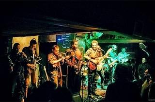 23. Akbank Caz Festivali: Fötr Blues Band