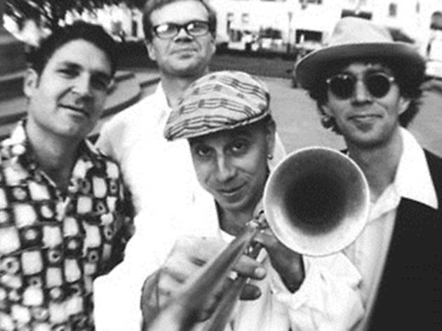 23. Akbank Caz Festivali: Circus, Cinema and Spaghetti - Sex Mob plays Fellini: The Music of Nino Rota