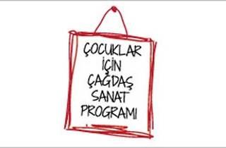 Çocuklar için Çağdaş Sanat Programı/Akbank Günümüz Sanatçıları Ödülü (7-14 yaş)
