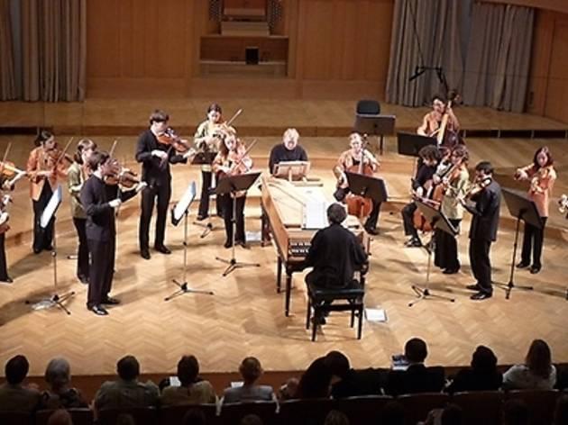 10. İstanbul Bach Günleri - Avrupa Birliği Barok Orkestrası