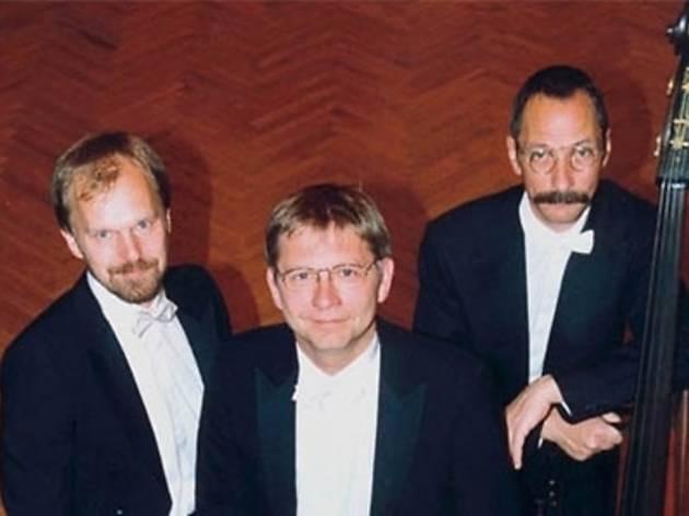 10. İstanbul Bach Günleri - Thomas Gabriel Trio