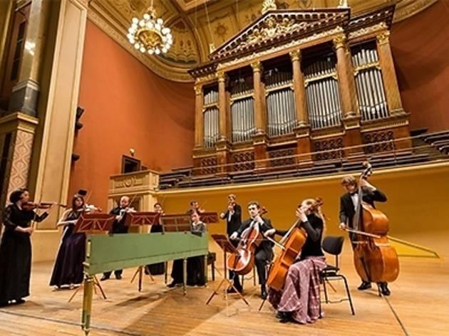 10. İstanbul Bach Günleri - Barocco Sempre Giovane ve Jiri Barta