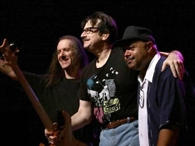 HBC Super Trio: Scott Henderson, Jeff Berlin, Dennis Chambers