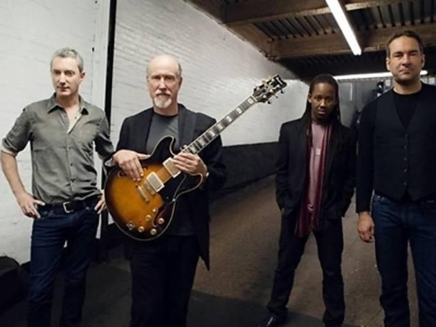 The John Scofield Uberjam Band