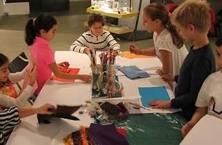 Mixer Öğrenme Programları - Sanata Bakma Eğitimi (7 - 11 yaş)