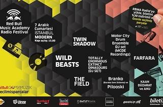 Red Bull Music Academy Radio Festival