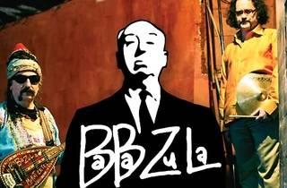 BaBa ZuLa Hitchcock için çalıyor