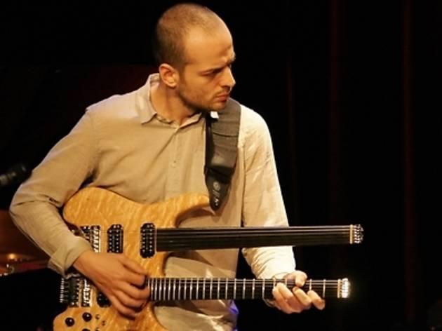Akbank Sanat Caz Günleri: Erman Dirikcan Trio