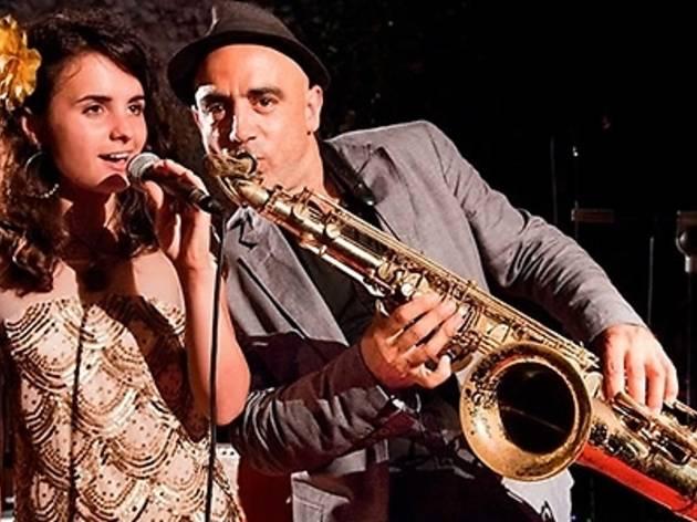 CRR Caz Şubatı: Andrea Motis & Joan Chamorro Quintet