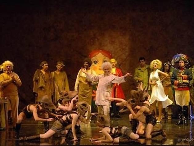 İstanbul Devlet Opera ve Balesi - 'Hoffman'ın Masalları'