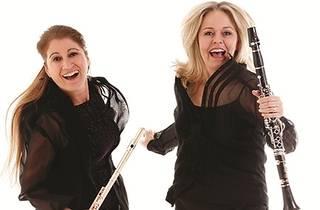Klarnet ve Flütün Dostluğu - Ayşegül Kirmanoğlu & Sibel Kumru Prensel