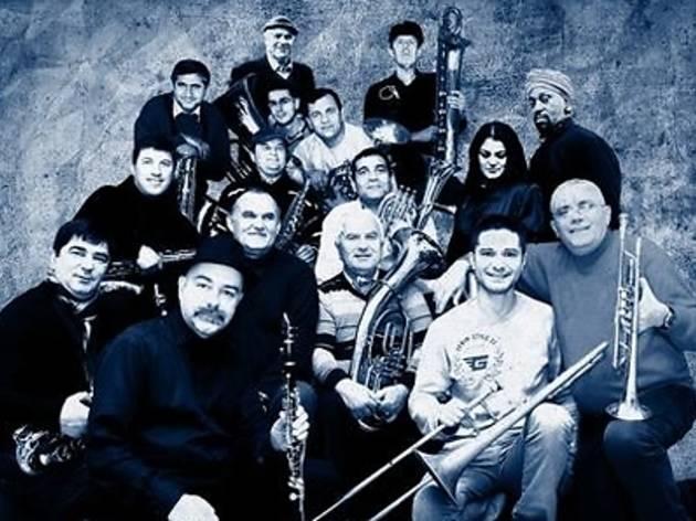 Fanfara Tirana meets Transglobal Underground