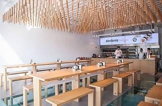 Dardenia Fish & Sushi Göktürk
