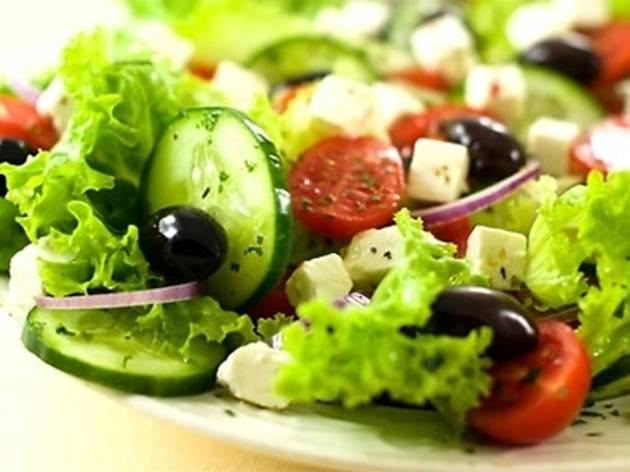Yaz Salataları ve Sosları