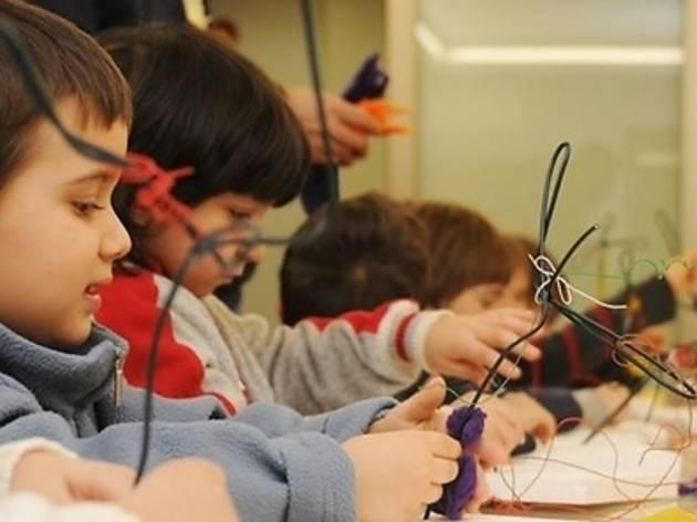 Borusan Contemporary'de Çocuk Atölyesi (8-12 yaş)