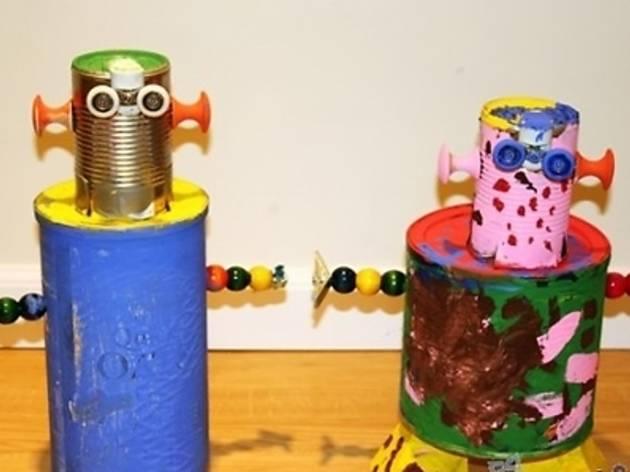 Çizim Yapan Robot Atölyesi (7-11 yaş)