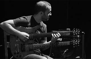 21. İstanbul Caz Festivali 'Avrupa Caz Kulübü' Thomas Enhco Trio feat. Cenk Erdoğan