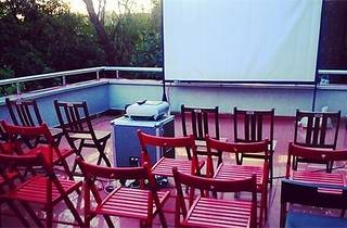Boğaziçi Üniversitesi açık hava film gösterimleri
