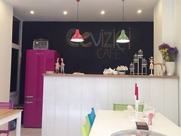 Ceviziçi Cafe