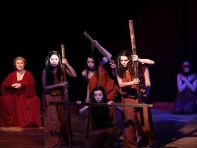 Troyalı Kadınlar