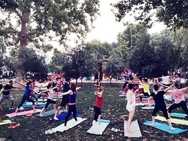BuKızlar feat. Yoga Métrique: Koşu & Yoga