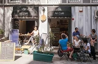 7GR Art Cafe