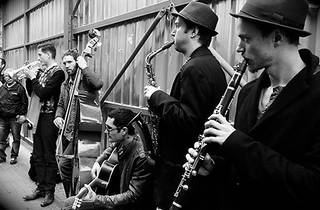 Great Gatsby Swing Brunch: Uninvited Jazz Band