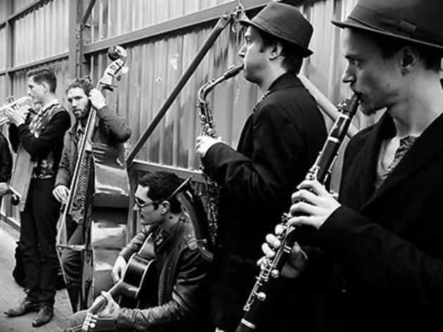 Uninvited Jazz Band