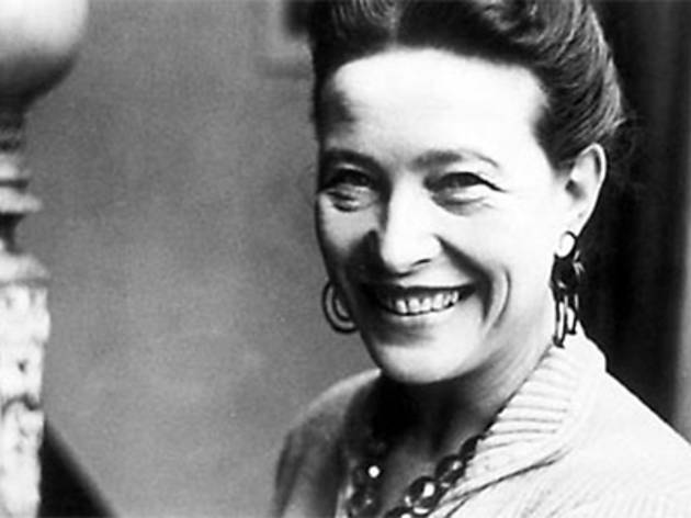 Simone de Beauvoir. Yaşamı, Görüşleri ve Eserleri