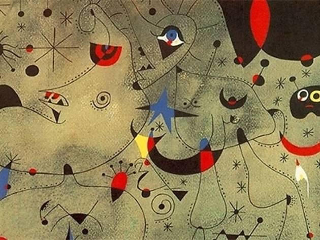 Joan Miró: Kadınlar, Kuşlar ve Yıldızlar