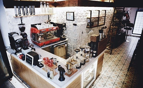 Best Coffee Shop: Coffee Sapiens