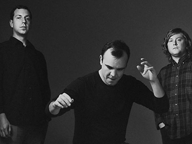 Garanti Caz Yeşili: Future Islands