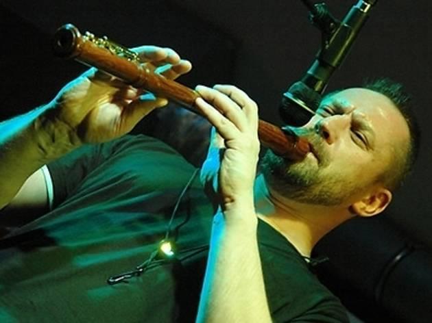 Jemp Festival: Rafal Mazur, Dominik Strycharski, Korhan Futacı, Umut Çağlar