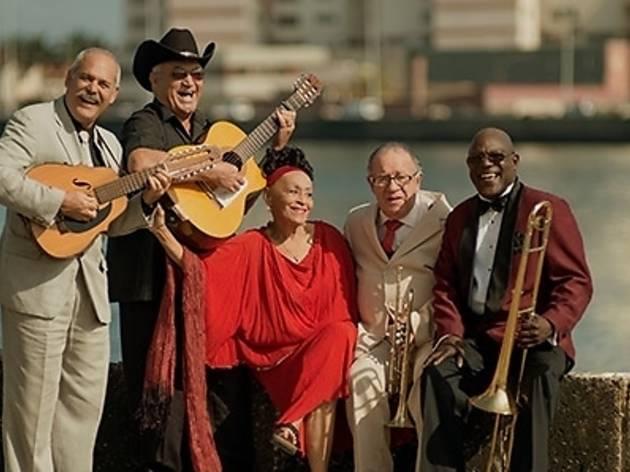 Orquesta Buena Vista Social Club - Adios Tour