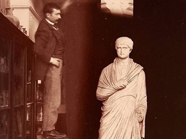 Mendel - Sebah: Müze-i Hümayun'u Belgelemek