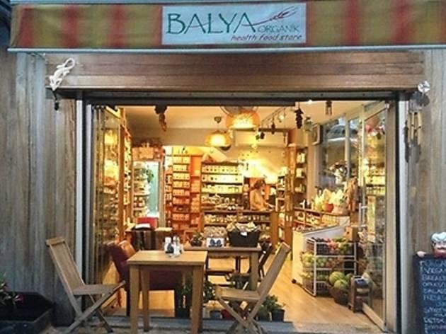 Balya Organic Cafe