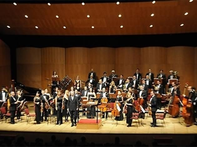 CRR Senfoni Orkestrası-Alison Balsom