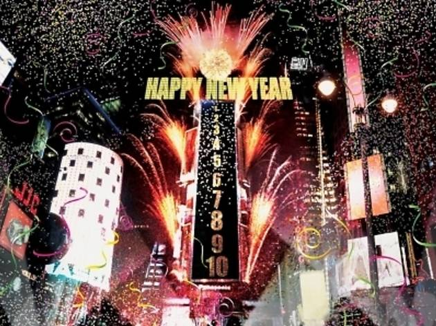 New York'ta Yılbaşı