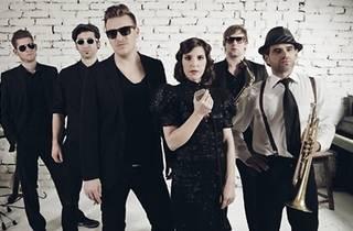 Babylon Presents: The Parov Stelar Band & Oi Va Voi
