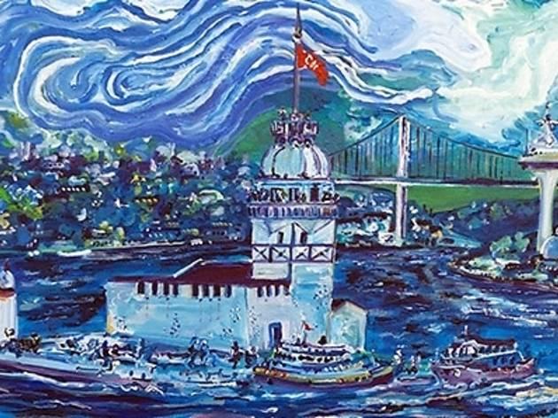 Ned'in 7 Renkli Dünyası: İstanbul