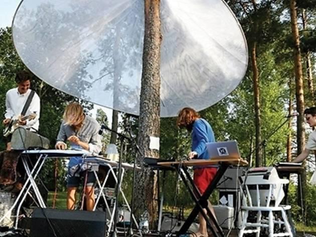 Tatu Rönkkö + Efterklang