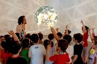 İstanbul Modern Yeni Yıl Sanat Atölyeleri (7-12 yaş)
