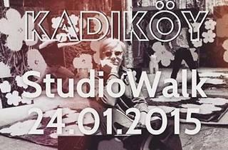Artwalk İstanbul'dan 'Sanat Yürüyüşleri'