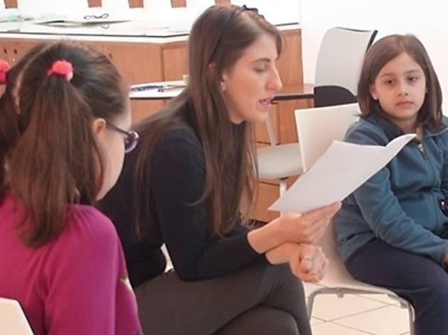 Yaratıcı Drama Atölyesi (9-12 yaş)
